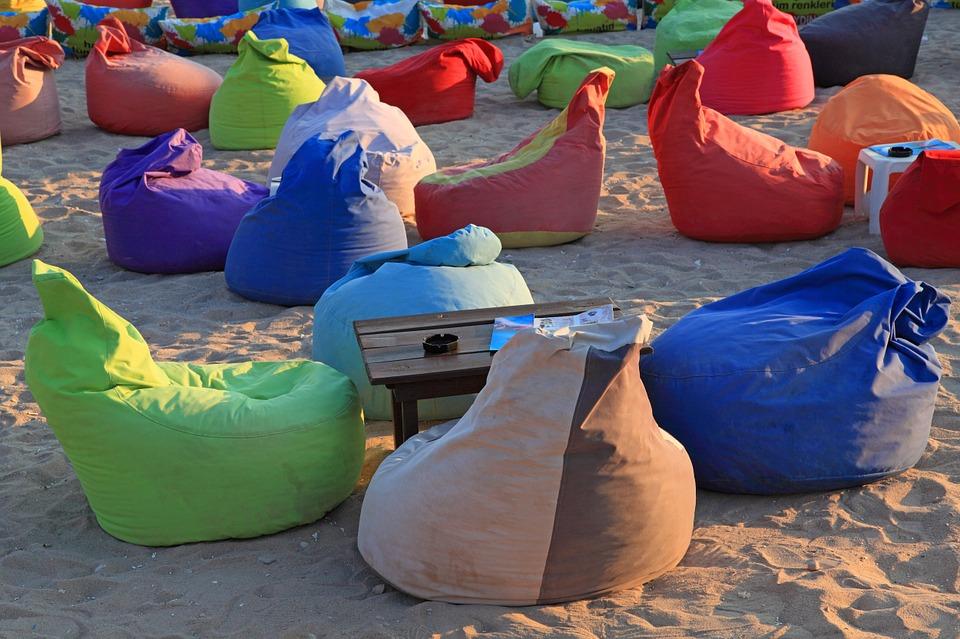 Udělejte si pohodlí i na pláži