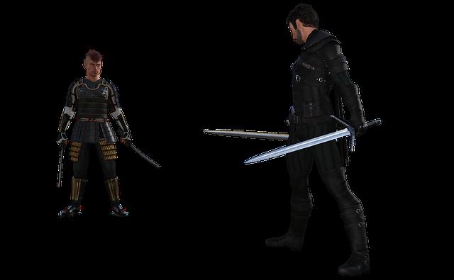 samaraj s mečem