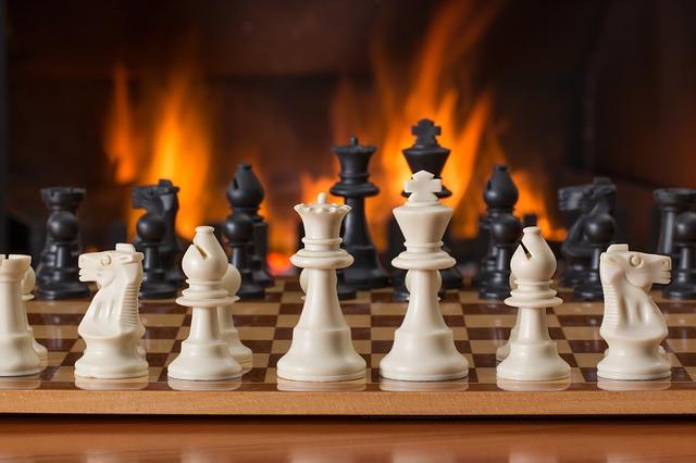 krb za šachovnicí