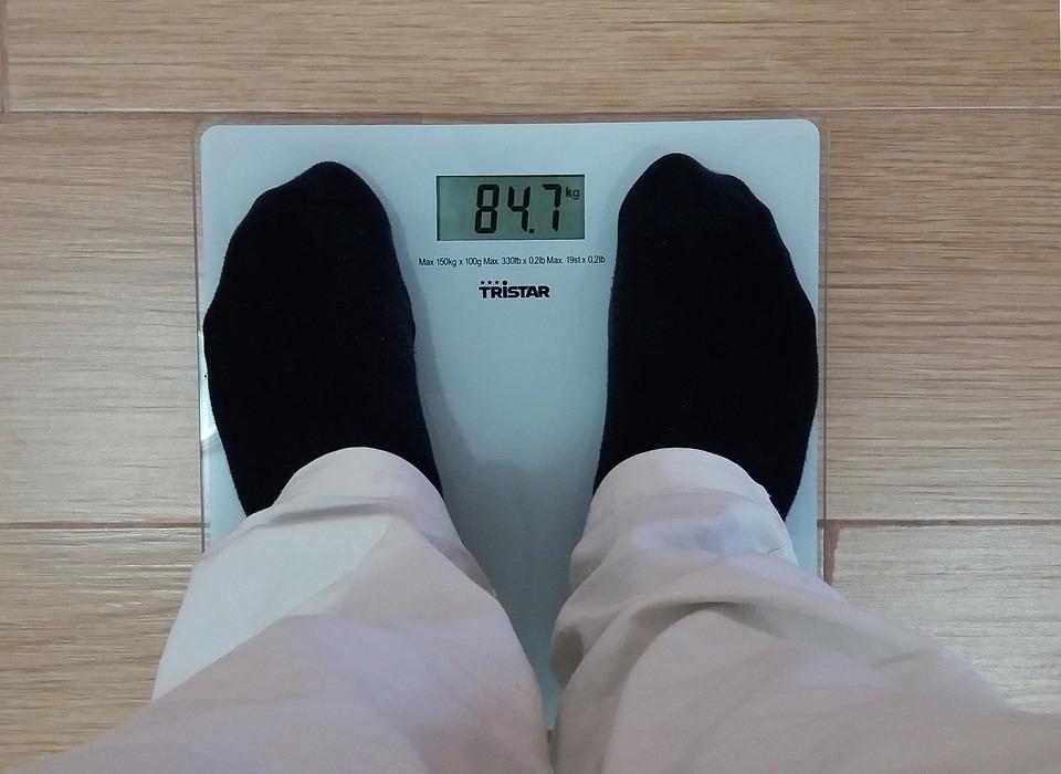 váha muž